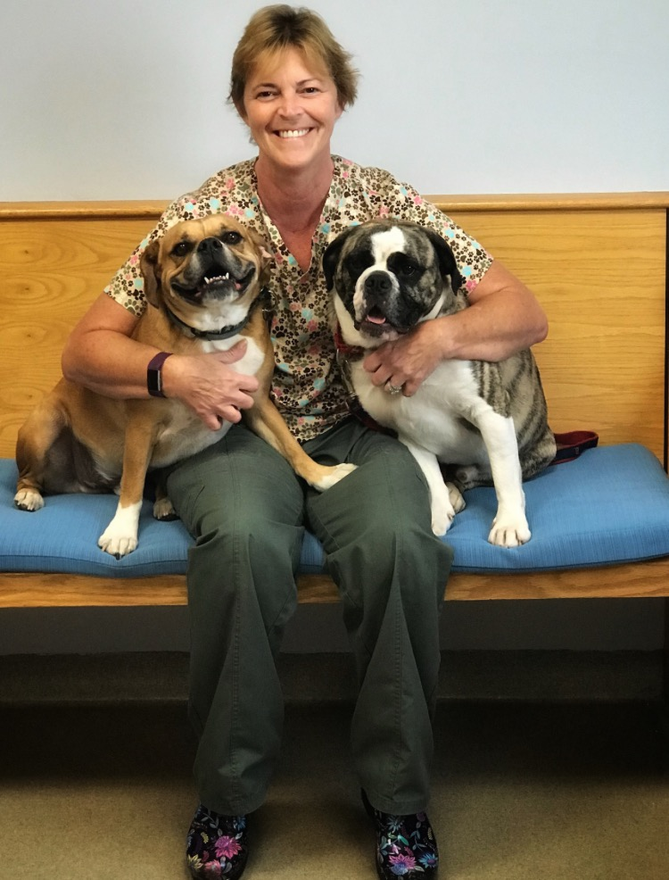 Dana is a vet tech-Newbury Animal Hospital-Newbury, MA